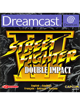Street Fighter III: Second Impact - Giant Attack