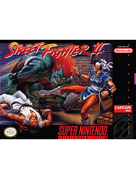 Super Street Fighter II: Turbo HD Remix