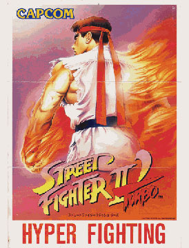 Street Fighter II': Hyper Fighting