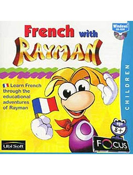 French with Rayman