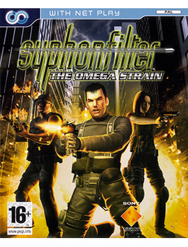 Syphon Filter: The Omega Strain