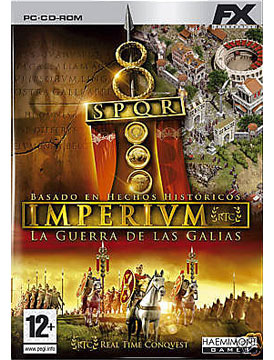 Imperivm: The war of the Gaul