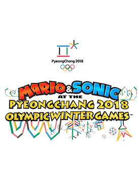 Mario & Sonic at The PyeongChang 2018 Olympic Winter Games
