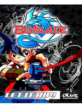 Beyblade: Let it Rip!