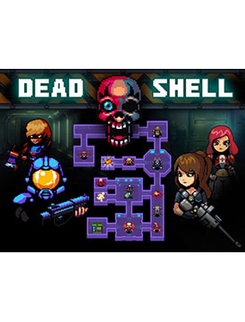 Dead Shell: Roguelike RPG